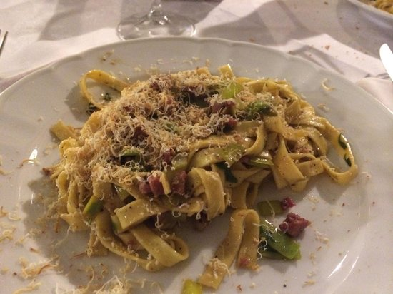 Antica Osteria All'Unione : Primi