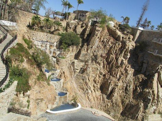 Sandos Finisterra Los Cabos : cascata