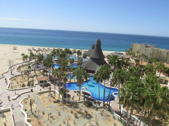 Sandos Finisterra Los Cabos : vista dalla camera