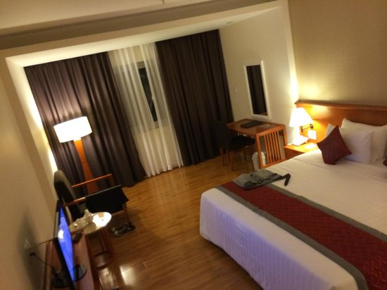 Saigon Hotel: Room 804