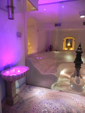 Grand Hotel Savoia: La SPA