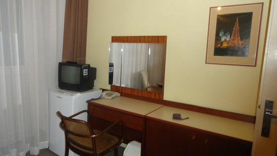 Hotel Concordia: Одноместный номер