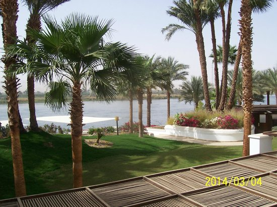 Hilton Luxor Resort & Spa: Our view