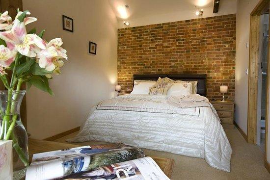 Wheatacre Hall Barns: Partridge Barn Bedroom Master Suite