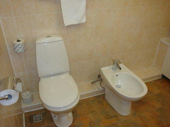 Moscow Hotel: Ванная комната