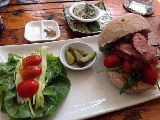 ARTillery : Sandwich