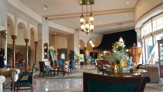 Taj Diplomatic Enclave, New Delhi: Tea Lounge