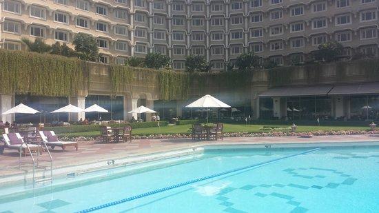 Taj Palace Hotel: Hotel Grounds
