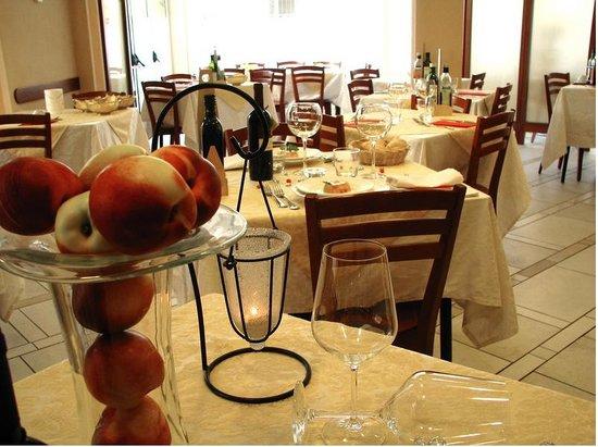 Hotel Villa Irma: Sala ristorante