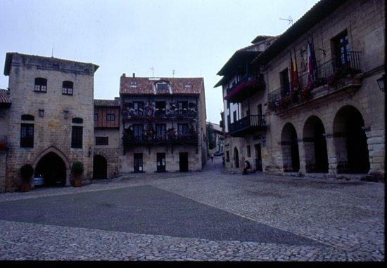 Plaza Mayor de Ramon y Pelayo : plaza Mayor I