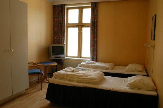 Cochs Pension : Standard twin room