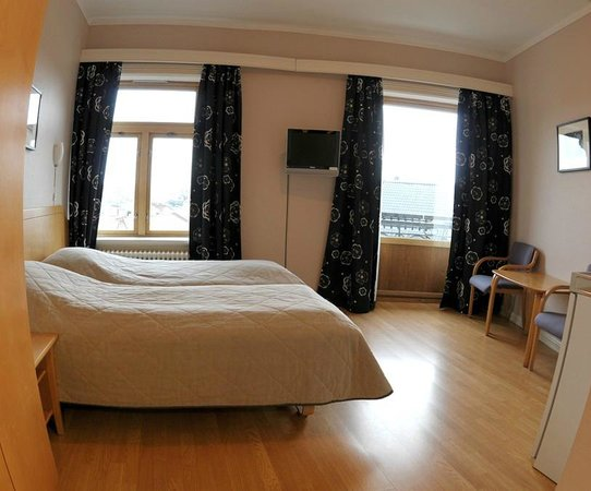 Cochs Pension : Twin room best rooms