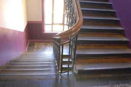 Cochs Pension: Stairway