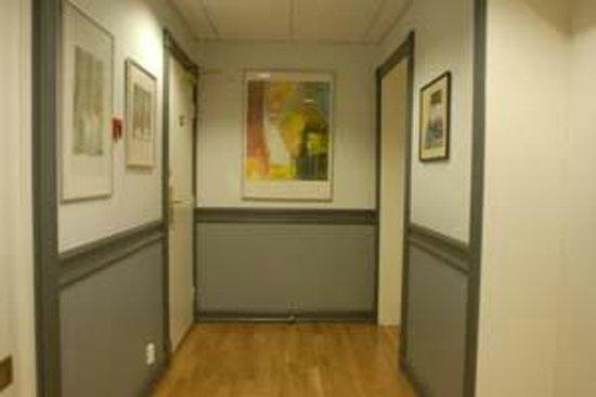 Cochs Pension: Corridor