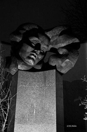 Radisson Blu Royal Astorija Hotel, Vilnius: Statue i nærheten