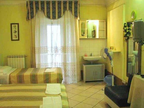 Hotel Ortensia: camera tripla