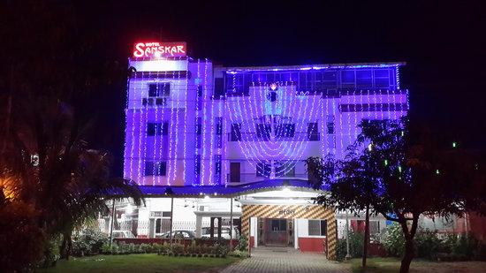 Hotel Sanskar & Banquets