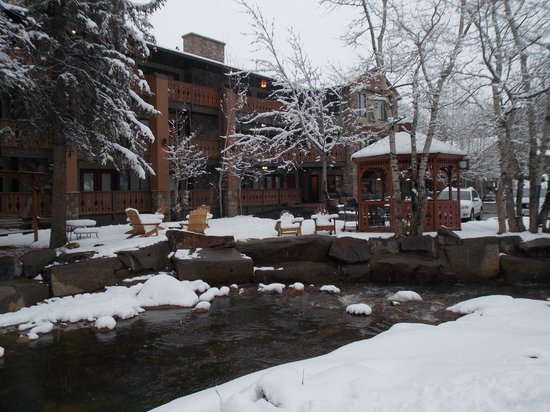Silver Moon Inn : view of the hotel