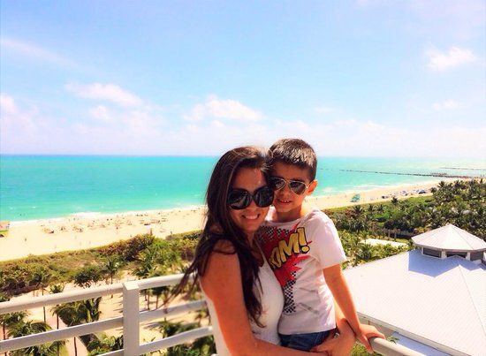 Hilton Bentley Miami/South Beach: Love it!
