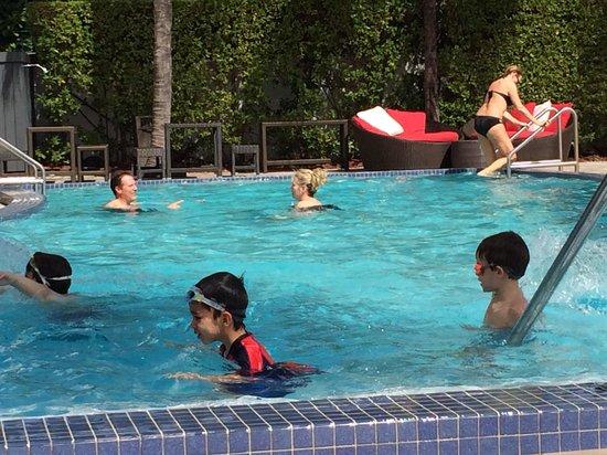 Hilton Bentley Miami/South Beach: The pool