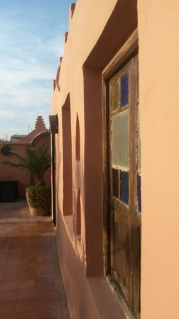 Riad Les Nuits de Marrakech : dakterras