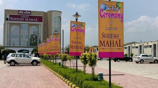 Jassons Sheesh Mahal