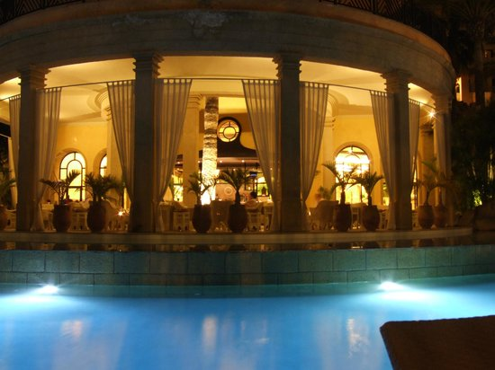 Iberostar Grand Hotel El Mirador: Pool bar