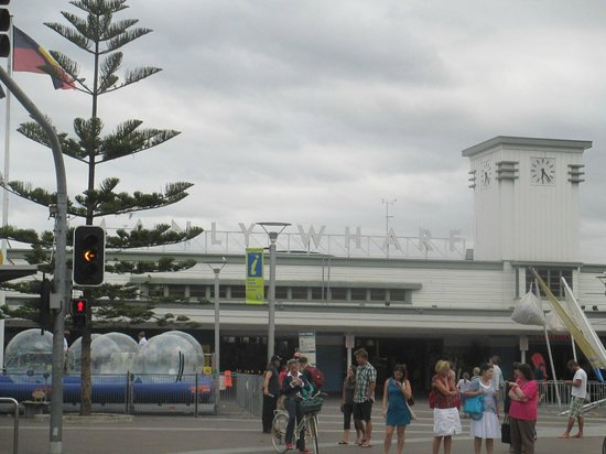 Manly Ferry: Порт Manly