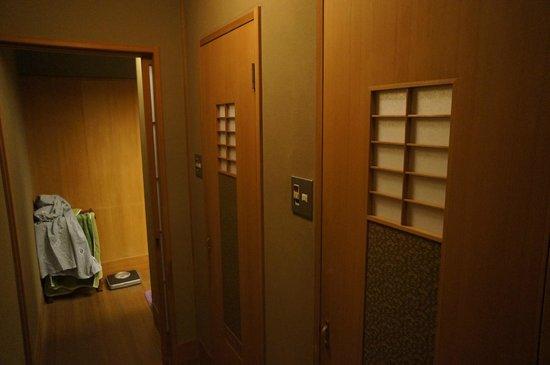 Hiiragiya: 2 WC : pour Madame et pour Monsieur