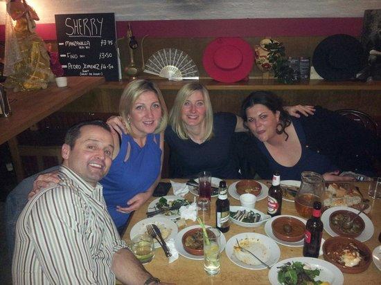 El Castizo: Spanish feast