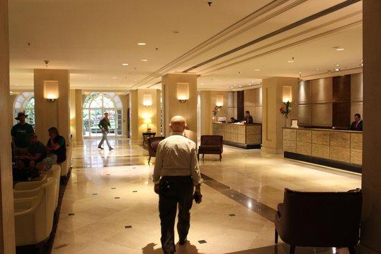 Four Seasons Mexico City: Lobby