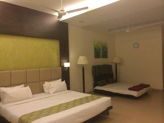 Khanvel Resort: Super Deluxe Room