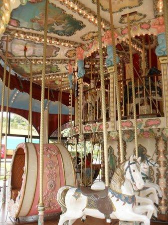 Papéa Parc : le carroussel