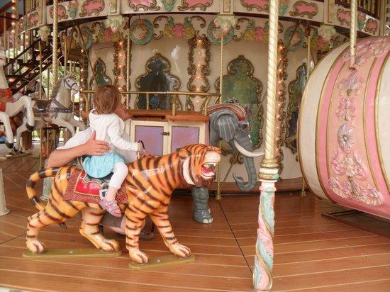 Papéa Parc : le carroussel pour tous les âges