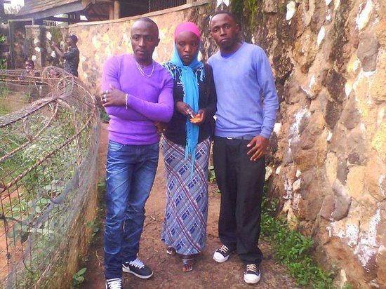 Nairobi Mamba Village: Me, Ex-girlfriend and pal