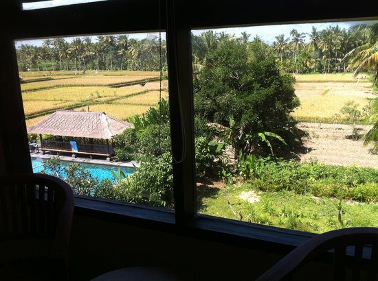 Suly Resort and Spa: view from upstairs room