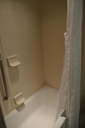Embassy Suites by Hilton Fort Myers - Estero: shower