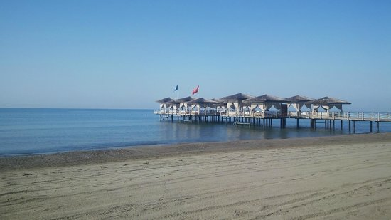 Maxx Royal Belek Golf Resort: пляж