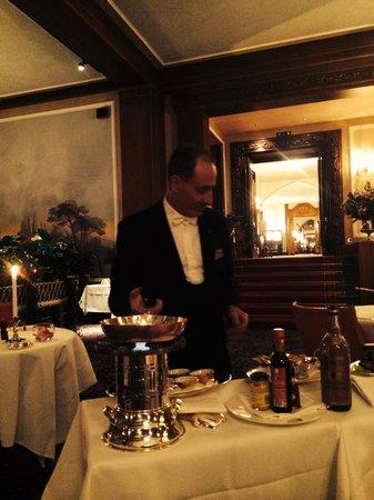 Badrutt's Palace Hotel Restaurant