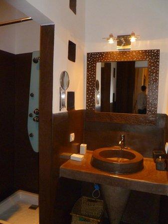 Villa Mano : Das Badezimmer