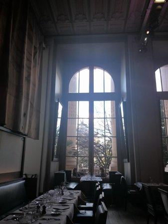 Le Mini Palais : Windows