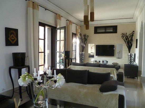 Villa Mano : Die Lobby