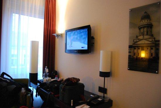 Leonardo Hotel Berlin: tv