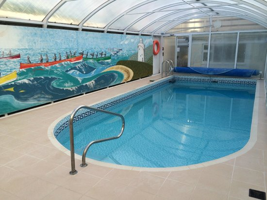 Bell Rock Hotel: Refurbished Indoor Pool 2014