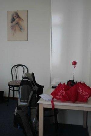 Hotel 83 Amsterdam: stanza