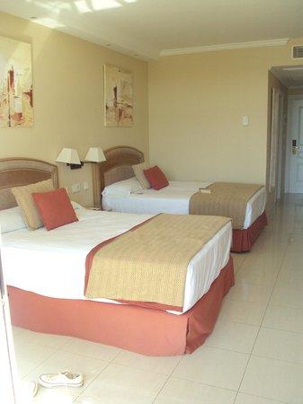 Meliá Marbella Banus: Unser Zimmer: Standard Doppelzimmer Twin Beds
