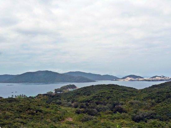 Whale Island Resort : Wanderung über die Insel