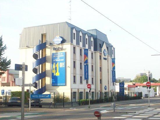 Ibis Budget Strasbourg Palais des Congrès : Vu de l'hotel