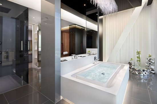 restaurant 57 lounge picture of melia vienna vienna tripadvisor. Black Bedroom Furniture Sets. Home Design Ideas