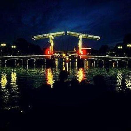 Hola Amsterdam Tours - City tours: Magere brug